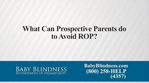 how can parents avoid rop